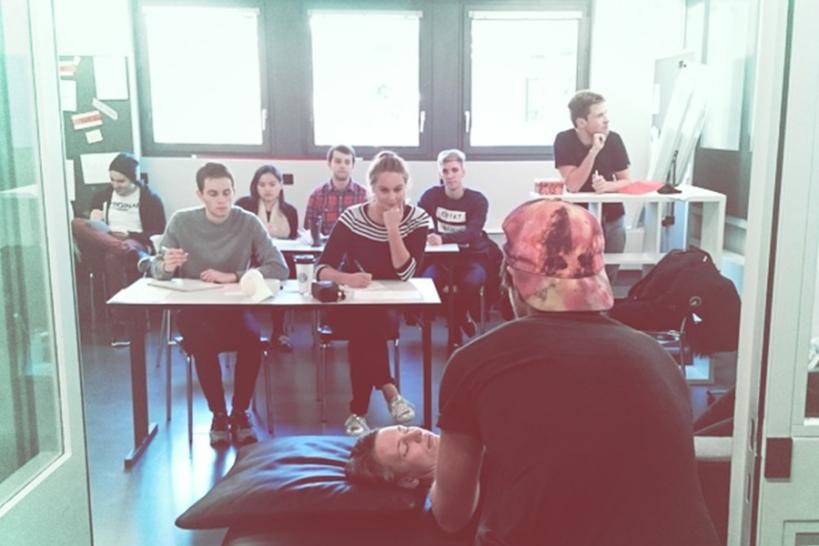 sleeping teacher 2